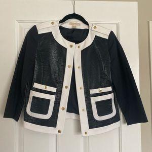 Michael Kors Navy Jacket Size 6